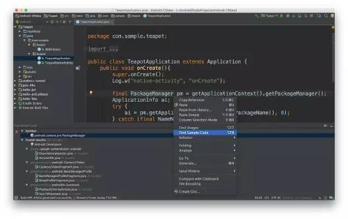 Android Studio,Google,开发工具,Java8,Jack,GPU,C++